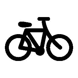 自転車無料アイコン