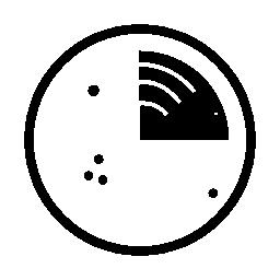 レーダー無料アイコン
