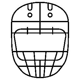溶接のマスクの無料のアイコン