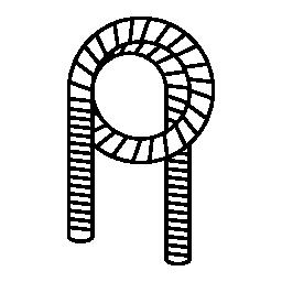 ロープ無料アイコン