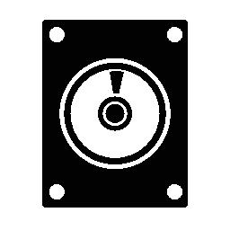 Cd ドライブの無料アイコン