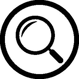 アクティブな検索無料アイコン