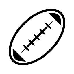 サッカー ボールの概要無料アイコン