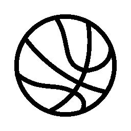 バスケット ボール、バリアント無料アイコン