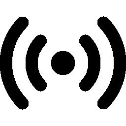 信号のシンボル無料アイコン