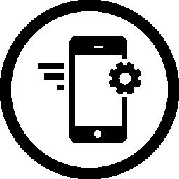 モバイル マーケティング シンボル無料アイコン