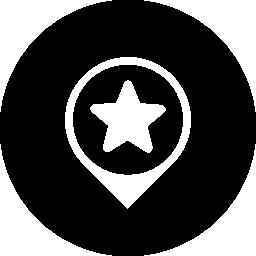 Google の場所最適化シンボル無料アイコン