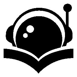 Readernaut 無料のロゴのアイコン