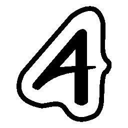アルト ・ ロゴの無料アイコン