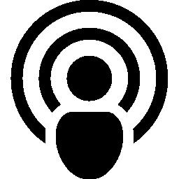 アンテナの無料アイコン