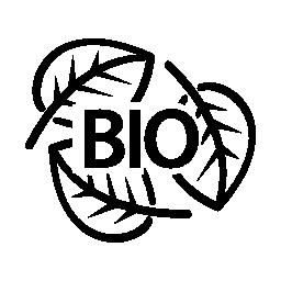 バイオ質量エコ エネルギー無料アイコン