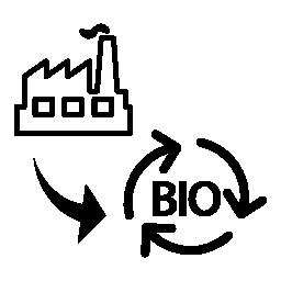 産業廃棄物バイオ質量無料のアイコンを