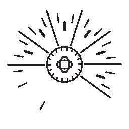 エネルギー ソース シンボル バリアント無料アイコン