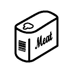 肉することができます無料のアイコン