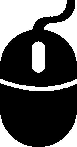 コンピューター マウス無料アイコン
