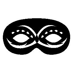 カーニバル マスクの目無料アイコン