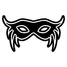 カーニバル マスク バリアント無料アイコン