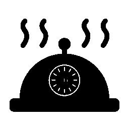 ルーム サービス無料アイコン