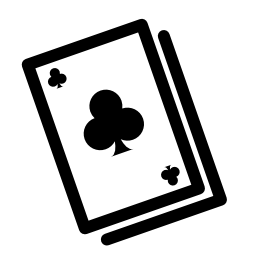 火かき棒カード無料アイコン