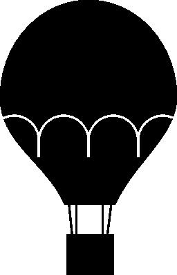 空気バルーン無料アイコン