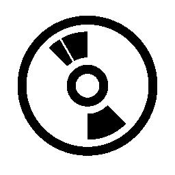 コンパクト ディスク無料アイコン