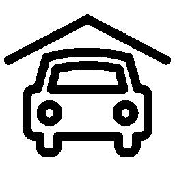 駐車場無料アイコン