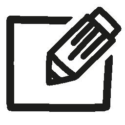 手描き下ろしインタ フェース シンボル無料のアイコンを編集します。