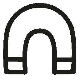 磁石手描画ツール概要無料アイコン