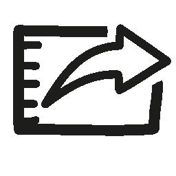 手描き下ろしシンボル無料のアイコンをエクスポートします。