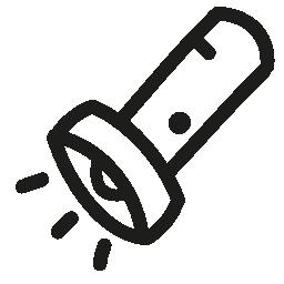 手描き下ろしツール概要無料アイコン上のランタン