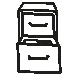 引出しハンド描画ツール概要無料アイコン