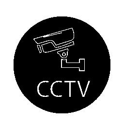 CCTV のロゴの無料アイコン