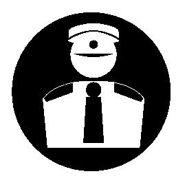 サークル無料アイコンで監視文字