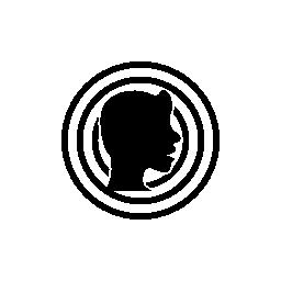 声のブランドの無料アイコン