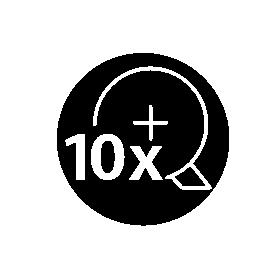 監視 10 x シンボル無料アイコン