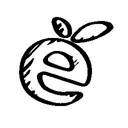 Segnalo 無料のスケッチのロゴのアイコン
