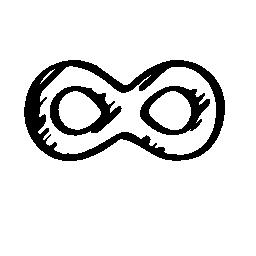 無限のスケッチ無料アイコン