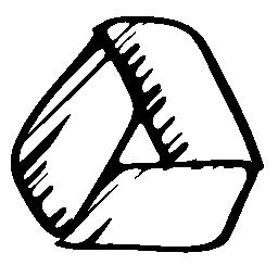 Google ドライブ スケッチ ロゴ概要無料アイコン