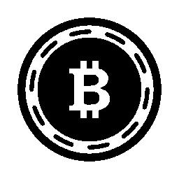 Bitcoin コイン無料アイコン