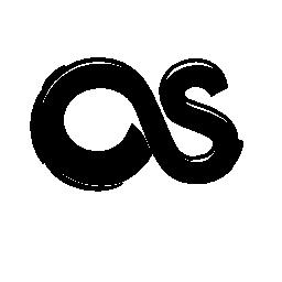 Lastfm スケッチのロゴの無料アイコン