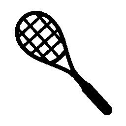 テニス ラケットの無料アイコン