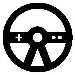 レーシング コント ローラー無料アイコン