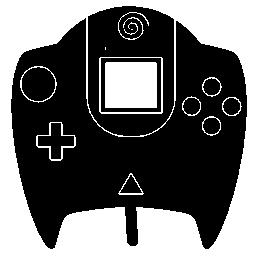 ドリーム キャストのゲーム無料のアイコンのコントロール