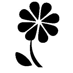 花の無料アイコン