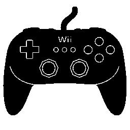 Wii のゲームを無料のアイコンを制御します。