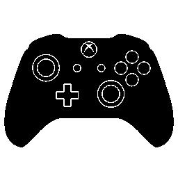 1 つの無料のアイコンのための Xbox コントロール