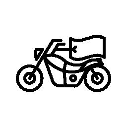 オートバイの価格タグ無料アイコン