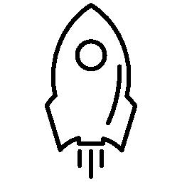 ロケット船概要無料アイコン