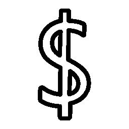 ドル通貨シンボル無料アイコン 商業 Ec 無料アイコンを集めたアイコン専門のフリーアイコンボックス