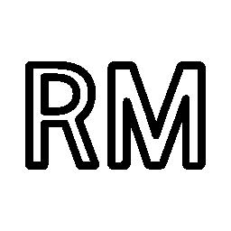 マレーシア リンギ無料アイコン
